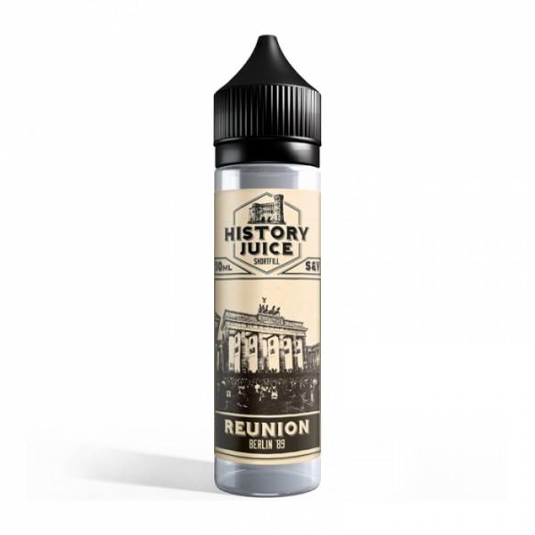 History Juice Shortfill REUNION 50/60ml