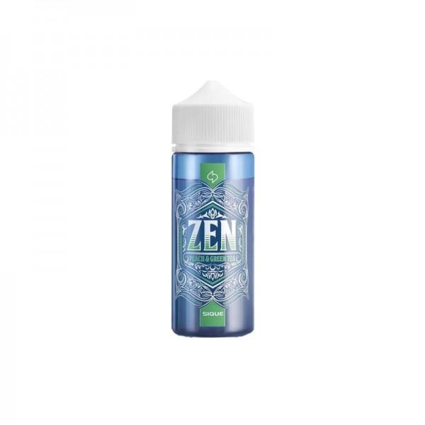Sique Berlin Liquid ZEN 120ml Shortfill