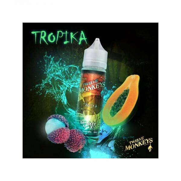 Twelve Monkeys Liquid TROPIKA 60ml