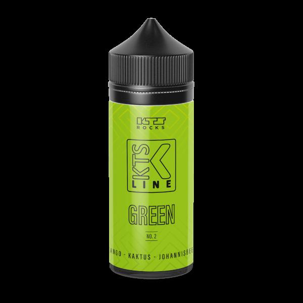 KTS Aroma GREEN No.2 Longfill 120ml