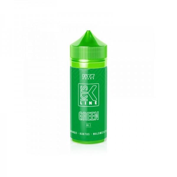 KTS Aroma GREEN No.3 Longfill 120ml