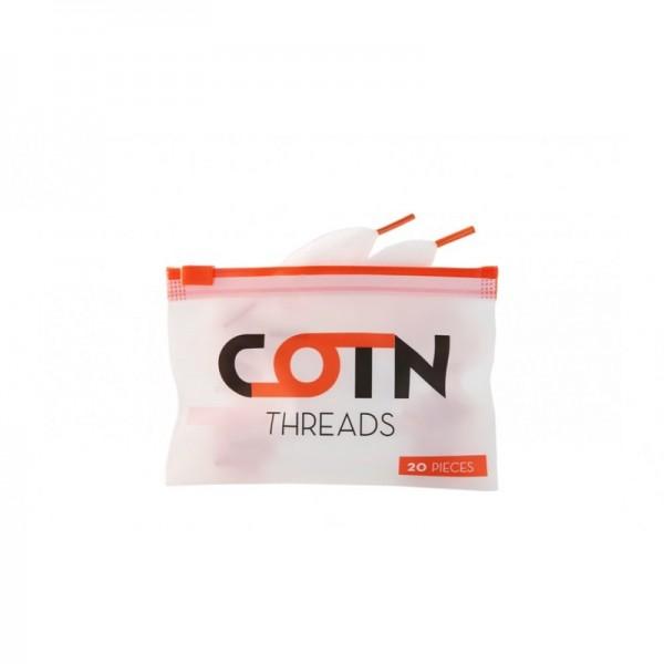 COTN Threads Watte (vordosiert)