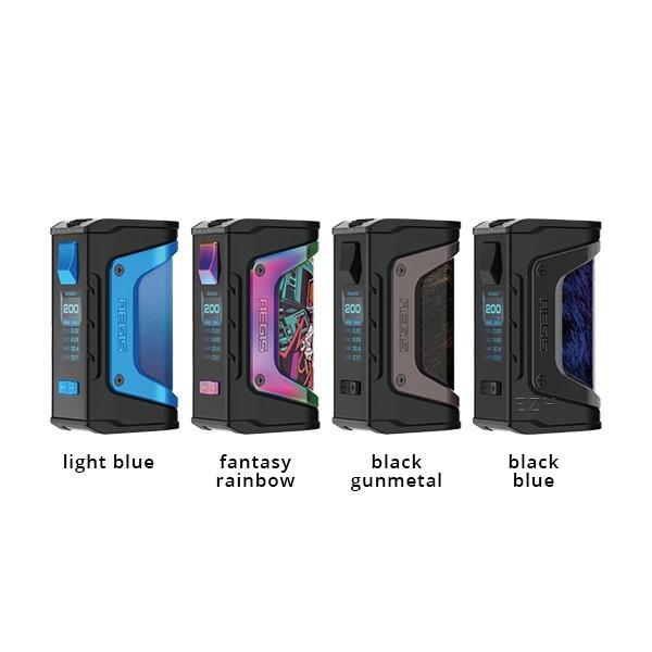 GeekVape AEGIS LEGEND 200 Watt Mod
