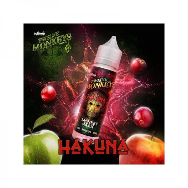 Twelve Monkeys Liquid HAKUNA 60ml