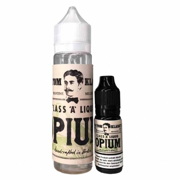 Tom Klark Liquid OPIUM 3mg 60ml Shortfill
