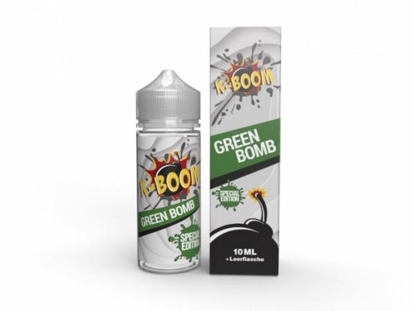 K-Boom Aroma GREEN BOMB 2020 Longfill (10/120ml)