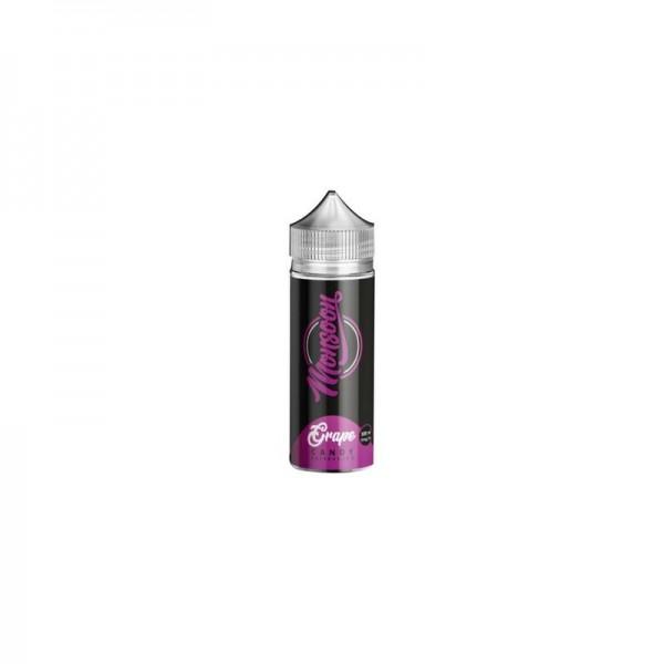 Monsoon Liquid GRAPE CANDY 120ml Shortfill