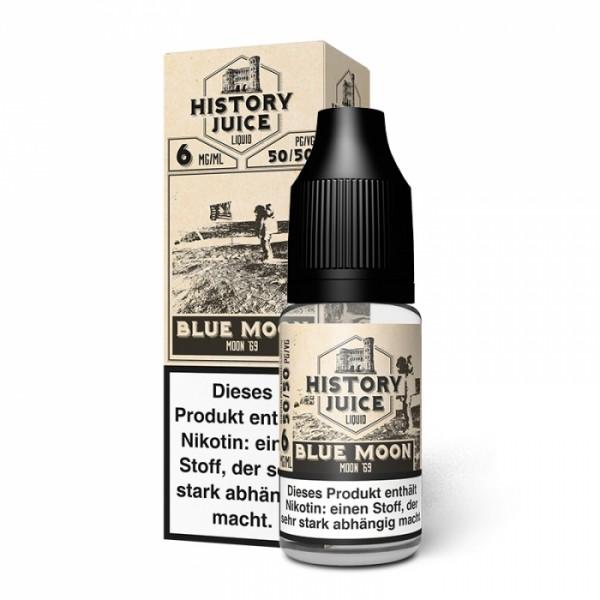 History Juice Liquid BLUE MOON 10ml