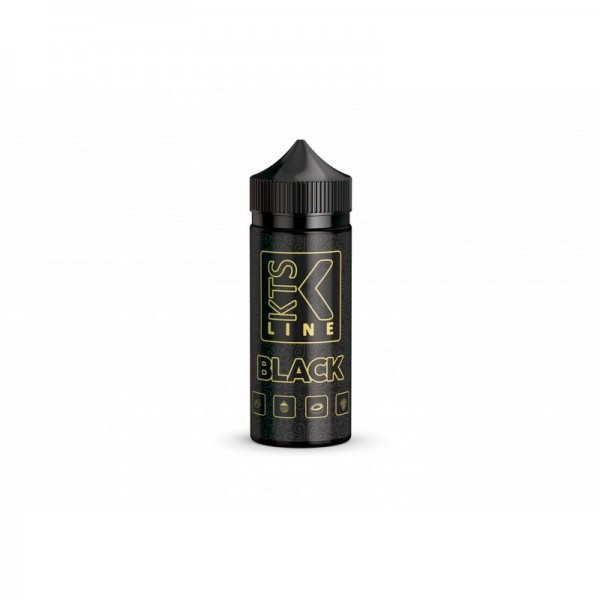 KTS Aroma BLACK Longfill 120ml