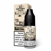 History Juice Liquid MISTERY 10ml