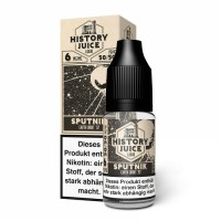 History Juice Liquid SPUTNIK 10ml